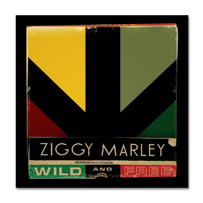 ziggy-marley - Wild And Free CD