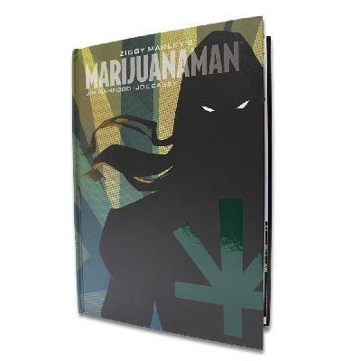 ziggy-marley - Marijuana Man - Graphic Novel