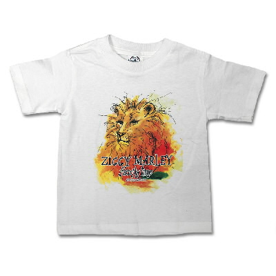 ziggy-marley - Lion Toddler Tee