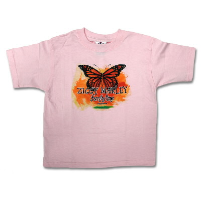 ziggy-marley - Butterfly Toddler Tee