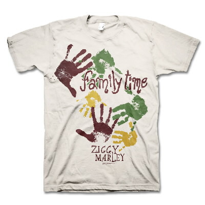 ziggy-marley - Family Time Tee - Cream