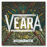 IMAGE | Veara - Growing Up Is Killing Me - CD