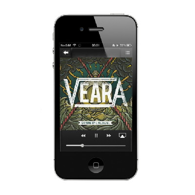 Veara - Growing Up Is Killing Me - Digital Download