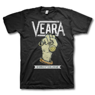 Veara - Growing Up Is Killing Me Tee