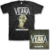 IMAGE | Veara - Growing Up Is Killing Me - CD & Tee
