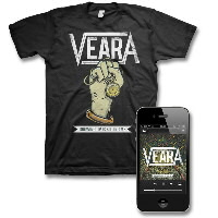 IMAGE | Veara - Growing Up Is Killing Me - Digital Download & Tee