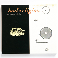 IMAGE | Bad Religion - The Process of Belief CD