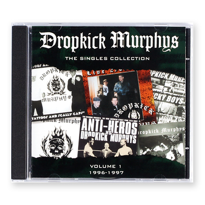 murphys singles Listen to the biggest hits from dropkick murphys, including i'm shipping up to boston, finnegan's wake, going out in style,  the singles collection, vol 1.