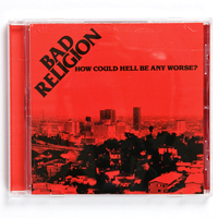 IMAGE | Bad Religion - How Could Hell Be Any Worse? CD