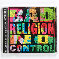 IMAGE | Bad Religion - No Control CD