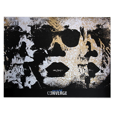 IMAGE | Converge - Axe To Fall Print