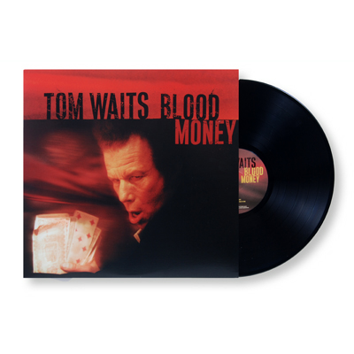 IMAGE | Tom Waits - Blood Money LP