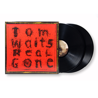 IMAGE | Tom Waits - Real Gone 2xLP