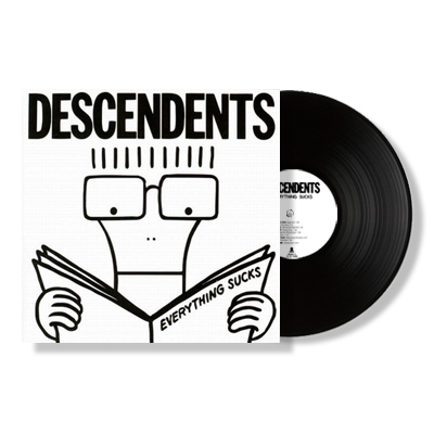 IMAGE | Descendents - Everything Sucks LP (Black Vinyl)