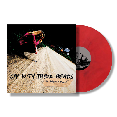 IMAGE | Off With Their Heads - In Desolation (Red Vinyl)