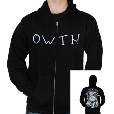 IMAGE | Off With Their Heads - Guillotine Zip Up Hoodie