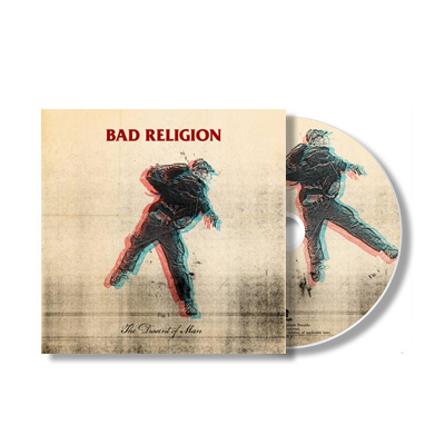 IMAGE | Bad Religion - The Dissent Of Man CD