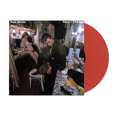 IMAGE | Tom Waits - Small Change LP (Red 180 gram)