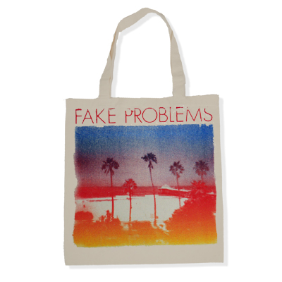 IMAGE | Fake Problems - Beach Tote Bag