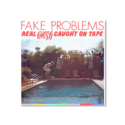 IMAGE | Fake Problems - Real Ghosts Caught On Tape CD
