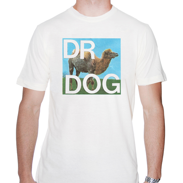 IMAGE | Dr Dog - Camel Tee - Mens