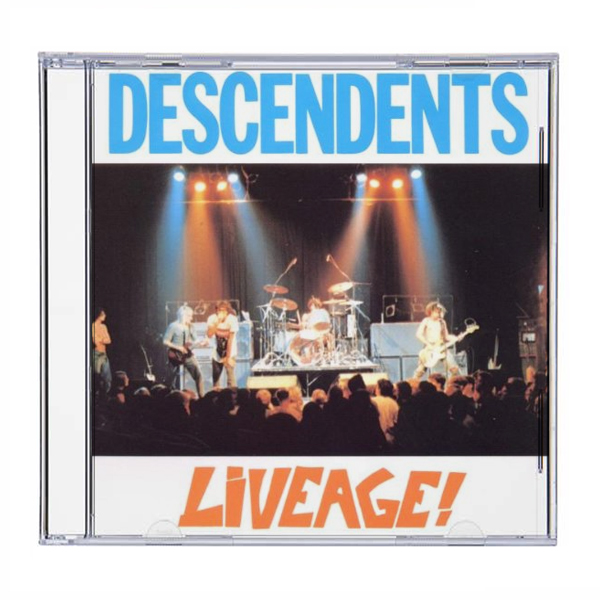 IMAGE | Descendents - Liveage CD
