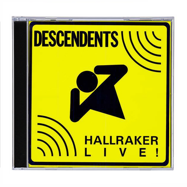 IMAGE | Descendents - Hallraker (Live) CD