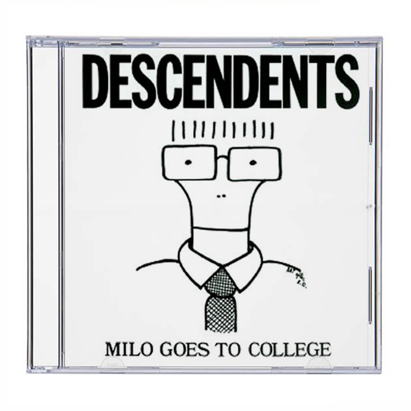 IMAGE | Descendents - Milo Goes To College CD