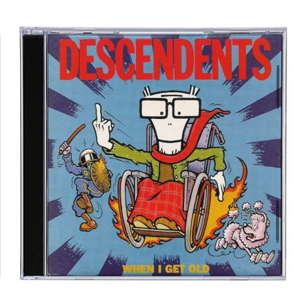 IMAGE | Descendents - When I Get Old CD
