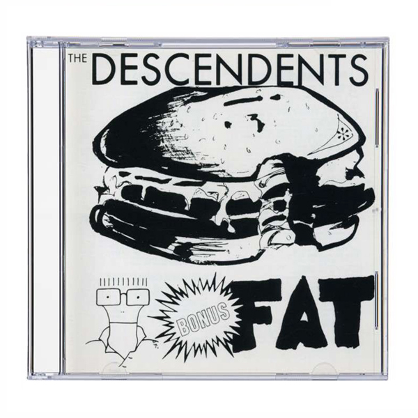 IMAGE | Descendents - Bonus Fat CD