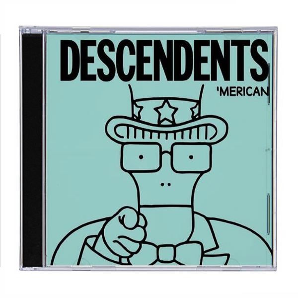 IMAGE | Descendents - 'Merican CD