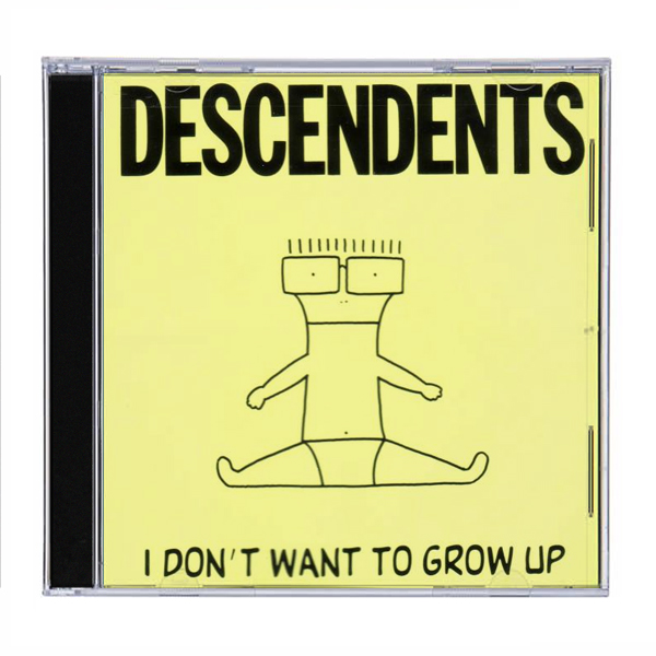 IMAGE | Descendents - I Don't Want To Grow Up CD