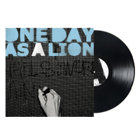 IMAGE | One Day As A Lion - One Day As A Lion LP