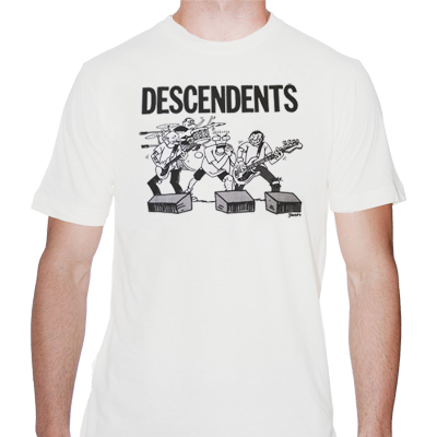 IMAGE | Descendents - Descendents Live Cartoon Tee