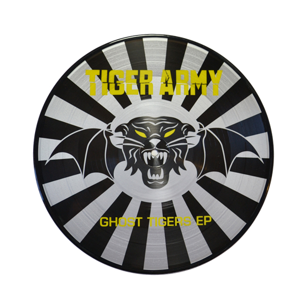IMAGE | Tiger Army - Ghost Tigers Picture Disc