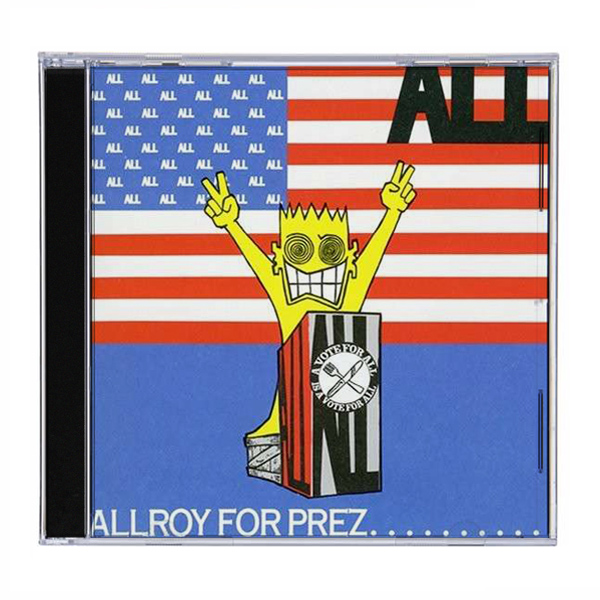 IMAGE | ALL - Allroy for Prez CD