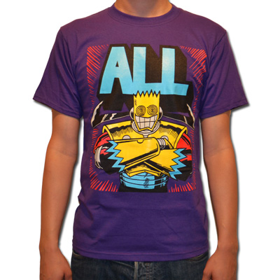 IMAGE | ALL - Samurai Shirt (Purple)