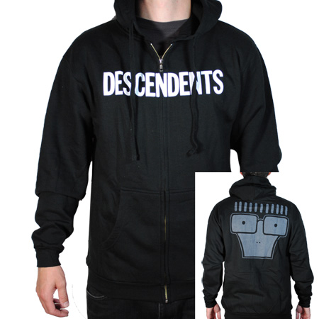 IMAGE | Descendents - Milo Head zip up hoodie