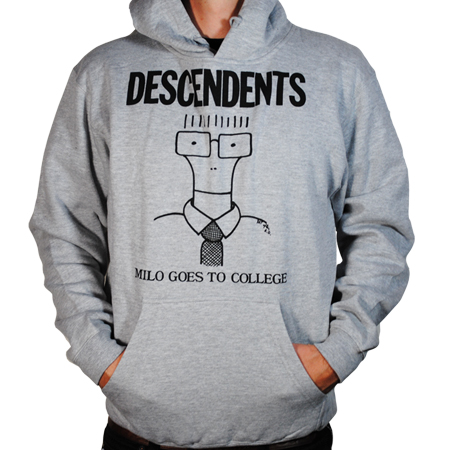 IMAGE | Descendents - Milo Goes To College Hoodie