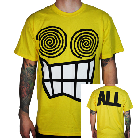 IMAGE | ALL - Allroy Tee (Yellow)