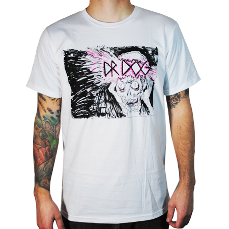 IMAGE | Dr Dog - Devastation Tee (White)