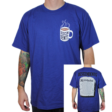 IMAGE | Descendents - Allogistics Tee