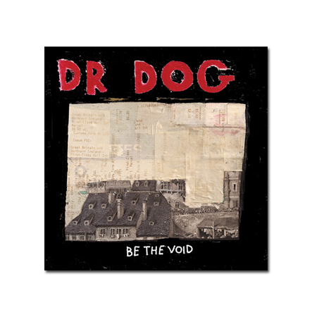 IMAGE | Dr. Dog - Be The Void CD
