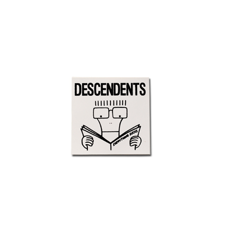 "IMAGE | Descendents - Everything Sucks Sticker (4"" x 4"")"