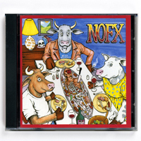 IMAGE | NOFX - Liberal Animation CD