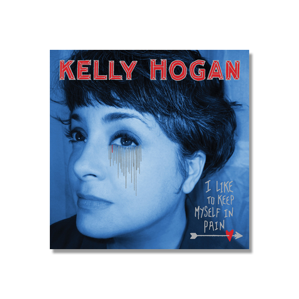 IMAGE | Kelly Hogan - I Like To Keep Myself In Pain CD