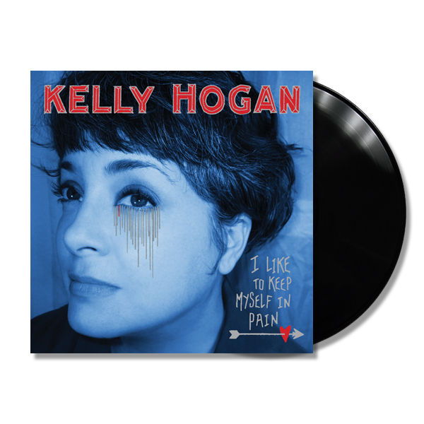 IMAGE | Kelly Hogan - I Like To Keep Myself In Pain LP