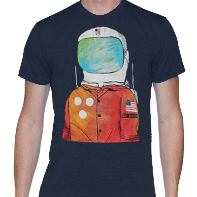 IMAGE | Dr Dog - Spaceman Shirt