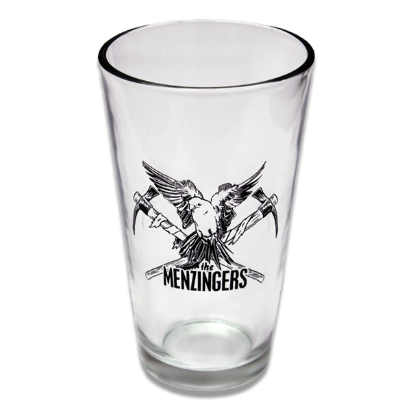 IMAGE | The Menzingers - Canary Pint Glass