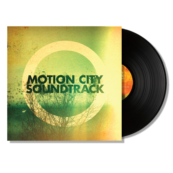 IMAGE | Motion City Soundtrack - Go LP